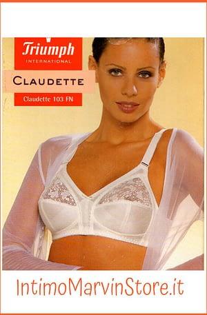 Reggiseno Triumph Claudette 103 FN senza Ferretto