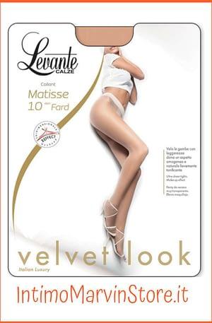 Collant Donna Levante Matisse 10 Fard