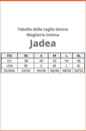 Canotta Donna Jadea Spalla Stretta 4179 Modal
