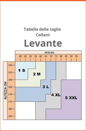 Collant Donna Levante Vision 40 Den