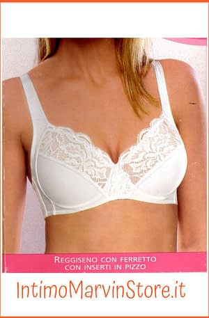 Reggiseno Playtex Criss Cross art. 6564 con Ferretto
