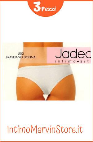 Slip Donna Jadea 502 Brasiliana 3 pezzi