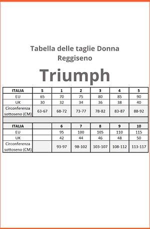 Reggiseno Triumph Amourette 200 R con Ferretto